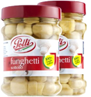 Oil-Pickled Button Mushrooms Polli