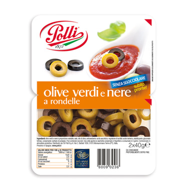 Olive Rounds Polli