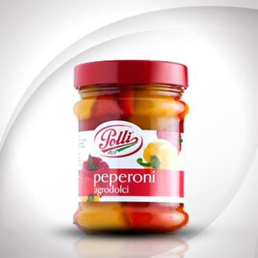 Peperoni agrodolci Polli